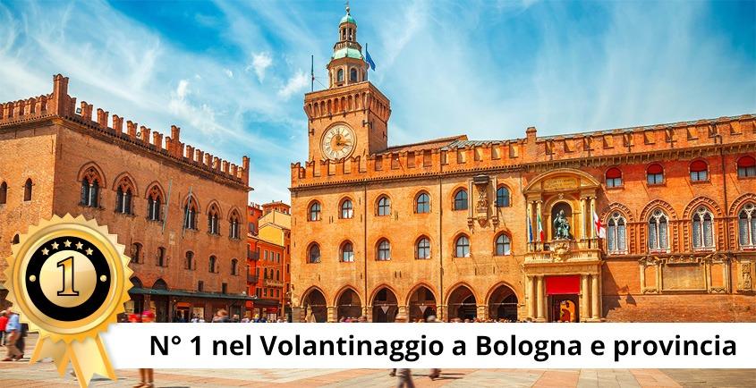 volantinaggio bologna distribuzione volantini agenzia