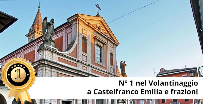 volantinaggio castelfranco emilia agenzia distribuzione volantini