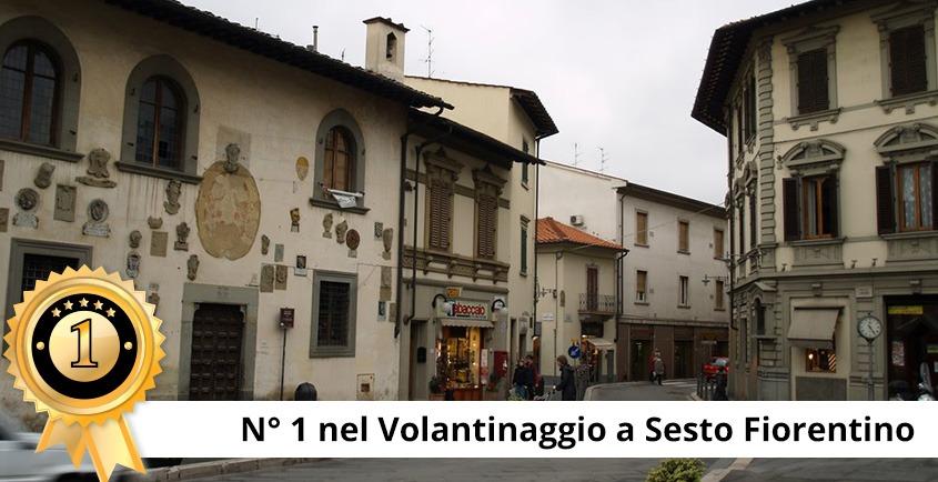 2c2b64a910f0 VOLANTINAGGIO SESTO FIORENTINO e Frazioni | SG Communication