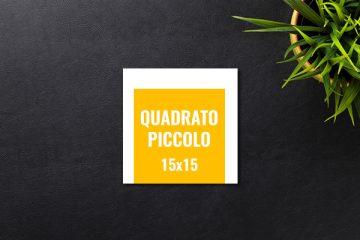 stampa volantini quadrati 15x15 bologna